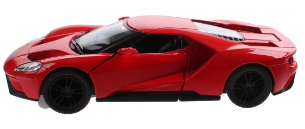 Metallauto Ford GT 2017 12,5 cm rot