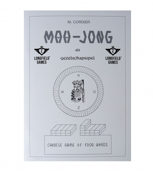 mahjong rules booklet weiß
