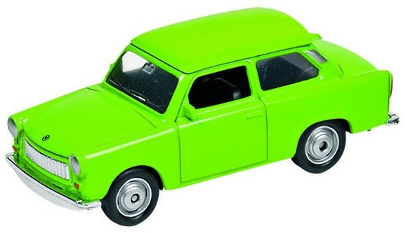 METALS Trabant 601: GREEN