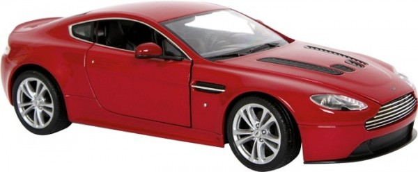 METAL MODEL CAR Aston Martin V12 Vantage