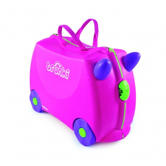Fahrkoffer Trixie 18 Liter rosa