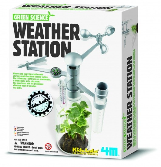Kidzlabs GREEN SCIENCE: WETTER FRENCH