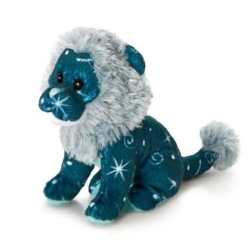 Constellation Leo 9 cm blau