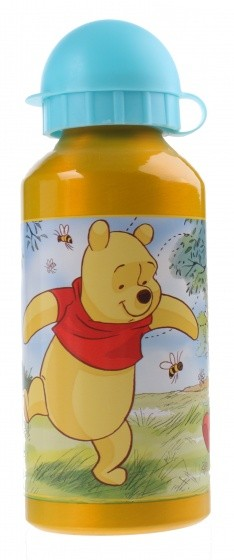 Schule Cup Winnie the Pooh Yellow 400ml