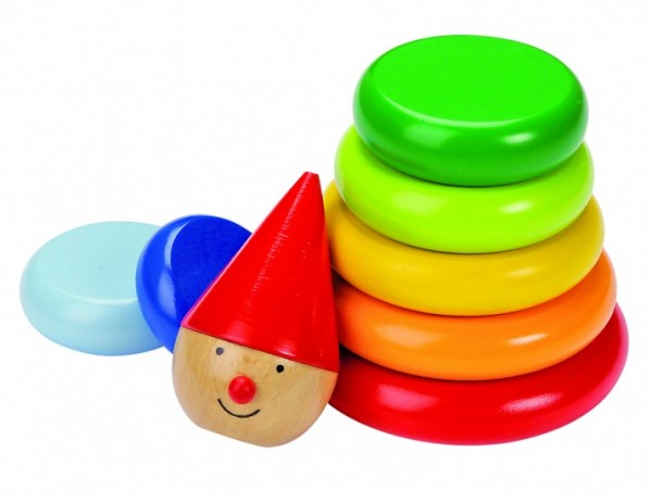 STACK TOWER: MAGNETIC CLOWN 8-STÜCK